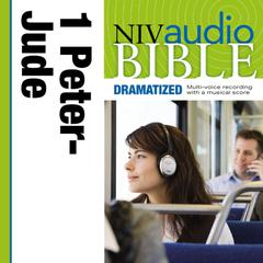 NIV Audio Bible, Dramatized: 1 and 2 Peter, 1, 2, and 3 John, and Jude by Zondervan
