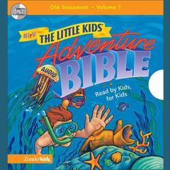 NIrV Little Kids' Adventure Audio Bible: Old Testament, Vol. 1 by Zondervan