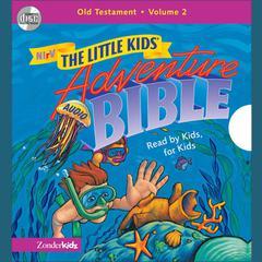 NIrV Little Kids' Adventure Audio Bible: Old Testament, Vol. 2 by Zondervan