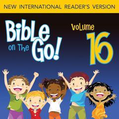 Bible on the Go Vol. 16: David and Goliath; David and Jonathan; David and Saul (1 Samuel 16-18, 20, 26, 31) by Zondervan
