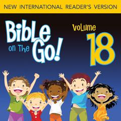 Bible on the Go Vol. 18: The Story of King Solomon (1 Kings 2-4, 6-8) by Zondervan