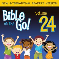 Bible on the Go Vol. 24: The Story of Queen Esther (Esther 1-5, 7-9) by Zondervan