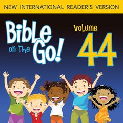 Bible on the Go, Vol. 44 by Zondervan
