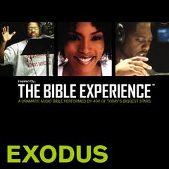 Inspired By...The Bible Experience: Exodus by Zondervan