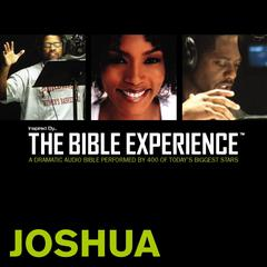 Inspired By...The Bible Experience: Joshua by Zondervan