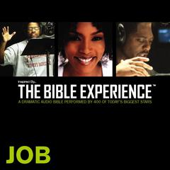 Inspired By … The Bible Experience: Job by Zondervan