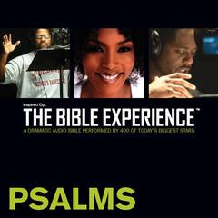 Inspired by ... The Bible Experience: Psalms by Zondervan