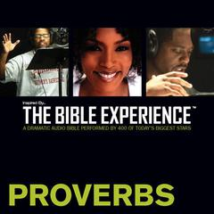 Inspired By … The Bible Experience: Proverbs by Zondervan
