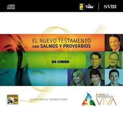 NVI Experiencia Viva, Nuevo Testamento con Salmos y Proverbios by Zondervan