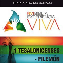 NVI Experiencia Viva: 1 Tesalonicenses y Filemón by Zondervan