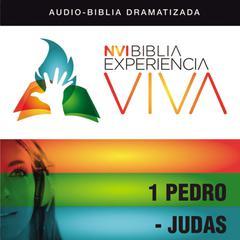 NVI Experiencia Viva: 1 Pedro–Judas by Zondervan