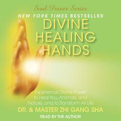 Divine Healing Hands by Zhi Gang Sha, Dr. Zhi Gang Sha
