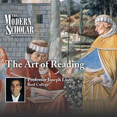The Art of Reading by Joseph Luzzi