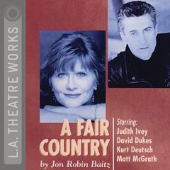A Fair Country by Jon Robin Baitz
