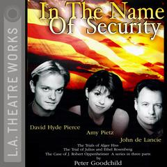 In the Name of Security by Peter Goodchild