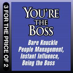 You're the Boss by John Kulisek, Sean O'Neil, Michael Pantalon, Linda A. Hill, Kent L. Lineback