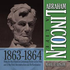 Abraham Lincoln: A Life by Michael Burlingame
