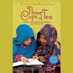 Three Cups of Tea by David Oliver Relin, Greg Mortenson