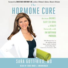 The Hormone Cure by Sara Gottfried, MD