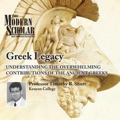 Greek Legacy by Timothy Shutt
