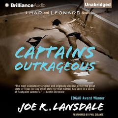 Captains Outrageous by Joe R. Lansdale
