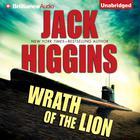 Wrath of the Lion by Jack Higgins