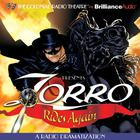Zorro Rides Again by Johnston McCulley, D. J. Arneson