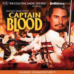 Captain Blood by Rafael Sabatini, Jerry Robbins