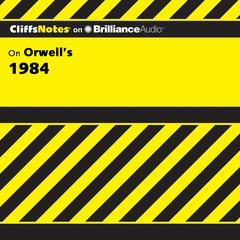 On Orwell's 1984 by Nikki Moustaki, M.A., M.F.A., Nikki Moustaki