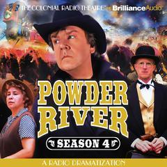 Powder River, Season Four by Jerry Robbins