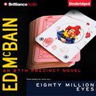 Eighty Million Eyes by Ed McBain