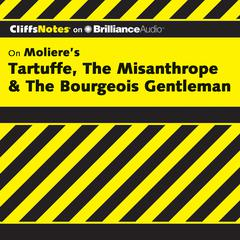 On Moliere's Tartuffe, The Misanthrope, & The Bourgeois Gentleman by Denis M. Calandra
