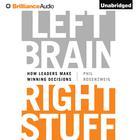 Left Brain, Right Stuff by Phil Rosenzweig