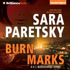 Burn Marks by Sara Paretsky