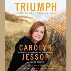 Triumph by Carolyn Jessop, Laura Palmer