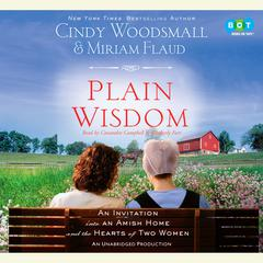 Plain Wisdom by Cindy Woodsmall, Miriam Flaud