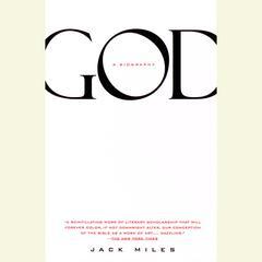 God by Jack Miles