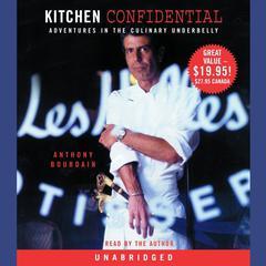 Kitchen Confidential by Anthony Bourdain