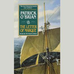 The Letter of Marque by Patrick O'Brian, Patrick O'Brian