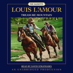 Treasure Mountain by Louis L'Amour, Louis L'Amour