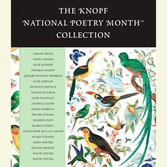 The Knopf National Poetry Month™ Collection