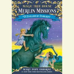 Stallion by Starlight by Mary Pope Osborne