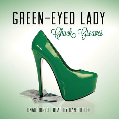 Green-Eyed Lady by James Grippando