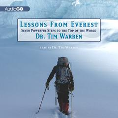 Lessons from Everest by Dr. Tim Warren