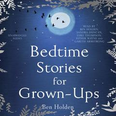 Bedtime Stories for Grown-ups by Ben Holden