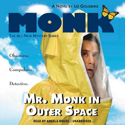 Mr. Monk in Outer Space by Lee Goldberg