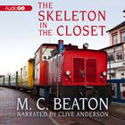 The Skeleton in the Closet by M. C. Beaton