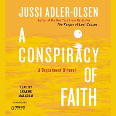 A Conspiracy of Faith by Jussi Adler-Olsen