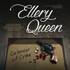 Calendar of Crime by Ellery Queen