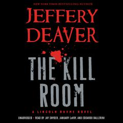 The Kill Room by Jeffery Deaver